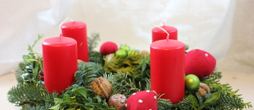 Buffets im Advent